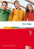 Red Line 3. Workbook mit Audio-CD