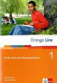 Orange Line 1. 5. Klasse - Fit für Tests und Klassenarbeiten