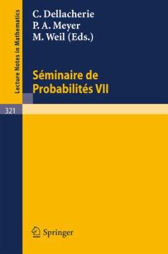 Séminaire de Probabilités VII