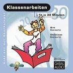 Klassenarbeiten, 1 Audio-CD