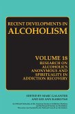 Research on Alcoholics Anonymous and Spirituality in Addiction Recovery: The Twelve-Step Program Model Spiritually Oriented Recovery Twelve-Step Membe