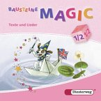 1./2. Klasse, Texte und Lieder, 1 Audio-CD / Bausteine Magic