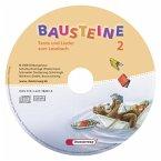 2. Schuljahr, Audio-CD / Bausteine Lesebuch, Ausgabe 2008
