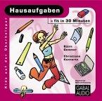 Hausaufgaben, 1 Audio-CD