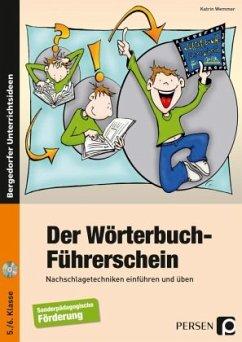 Der Wörterbuch-Führerschein - Wemmer, Katrin
