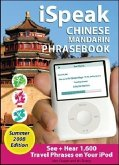 iSpeak Chinese Mandarin Phrasebook [With 64-Page Booklet]