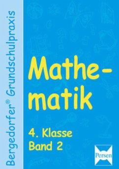 Mathematik 4. Klasse. Band 2