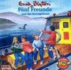 Fünf Freunde und das Seeungeheuer / Fünf Freunde Bd.66 (1 Audio-CD)