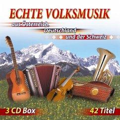 Echte Volksmusik Aus Ö,D,Ch - Diverse