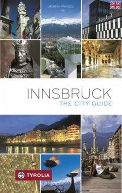 Innbruck. Der Stadtführer, englische Ausgabe