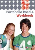 Portobello Road 4. Workbook mit Multimedia-Sprachtrainer