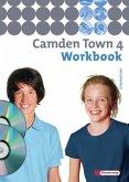 Camden Town 4. Workbook 4 mit Multimedia-Sprachtrainer und CD. Gymnasium
