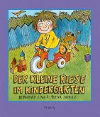 Der kleine Riese im Kindergarten, m. Audio-CD