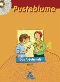Pusteblume 4. Das Sprachbuch. Arbeitsheft. Sachsen