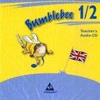 1./2. Schuljahr, Teacher's Audio-CD / Bumblebee, Ausgabe 2008 für das 1.-4. Schuljahr