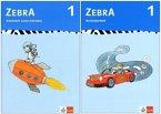 Zebra 1. Basispaket 1./2. Schuljahr