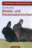 Alaska- und Havannakaninchen