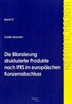 Die Bilanzierung strukturierter Produkte nach IFRS im europäischen Konzernabschluss - Molzahn, Sybille