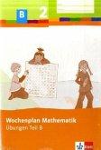 Wochenplan Mathematik. Basispaket 2. Schuljahr