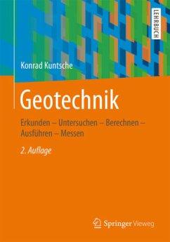 Geotechnik - Kuntsche, Konrad