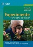 Experimente für kleine Forscher (1. und 2. Klasse)
