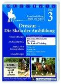 Dressur - Die Skala der Ausbildung, DVD. Dressage - The Scale of Training, DVD