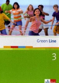 Green Line 3. Schülerbuch (Fester Einband)