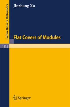Flat Covers of Modules - Xu Jinzhong