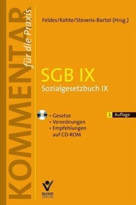 Sozialgesetzbuch Neuntes Buch (SGB IX), Kommentar, m. CD-ROM