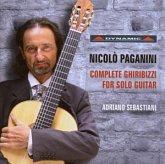 Sämtliche Ghiribizzi Für Gitarre (Ga)