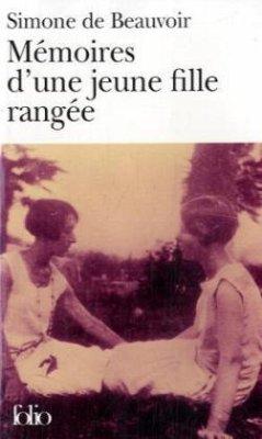 Mémoires d'une jeune fille rangée - Beauvoir, Simone de
