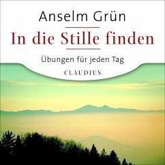In die Stille finden, 1 Audio-CD - Grün, Anselm