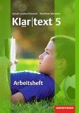 Klartext 5. Realschulen. Nordrhein-Westfalen