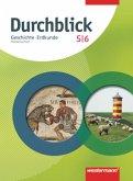 Durchblick 5/6. Schülerband. Hauptschule. Niedersachsen