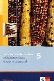 Lambacher Schweizer. 5. Schuljahr. Arbeitsheft plus Lösungsheft und Lernsoftware. Niedersachsen