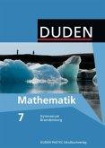 7. Klasse, Lehrbuch / Duden Mathematik, Ausgabe Gymnasium Brandenburg