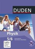 Physik 5/6 Lehrbuch. Nordrhein-Westfalen Gymnasium