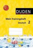 Klasse 2 / Duden Mein Trainingsheft Deutsch