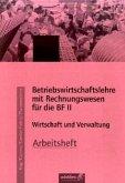 Betriebswirtschaftslehre mit Rechnungswesen. Arbeitsheft. Rheinland-Pfalz