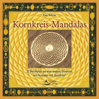 Kornkreis-Mandalas - Holtizka, Klaus