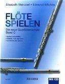 Flöte spielen, Band C, m. Audio-CD