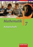 Mathematik 7. Arbeitshefte 5 - 8. Gesamtschule. Nordrhein-Westfalen, Niedersachsen