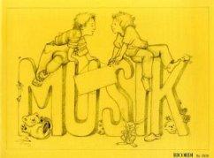 Musikalische Früherziehung, Schülerbuch