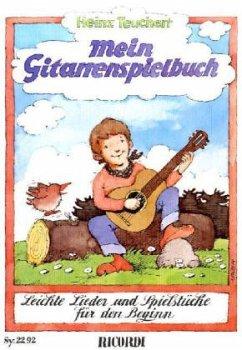 Mein Gitarrenspielbuch