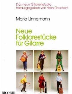 Neue Folklorestücke, für Gitarre