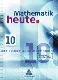 Mathematik heute 10. Schülerband. Realschule. Rheinland-Pfalz