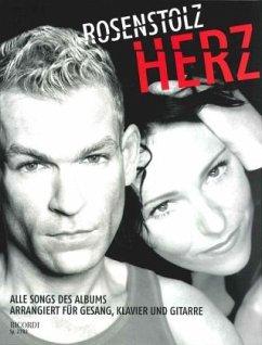 Herz, Songbook
