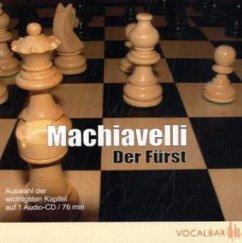 Der Fürst, Audio-CD