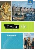 Trio 5/6. Geschichtlich-soziale Weltkunde. Arbeitsheft. Niedersachsen
