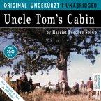Uncle Tom's Cabin, 2 MP3-CDs\Onkel Toms Hütte, 2 MP3-CDs, englische Version